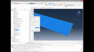 Fracture Mechanics: CLS Specimen VCCT Debonding in Abaqus Part 3: Direct Cyclic Fatigue Analysis
