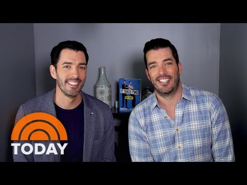 Property Brothers, Jonathan And Drew Scott, Dish On Growing Up Twins | TODAY