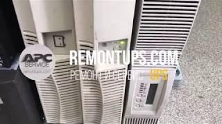 видео ИБП (источник бесперебойного питания) Eaton Powerware 9135