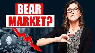 Cathie Wood's Shocking Bitcoin & Ethereum Price Prediction -Cryptocurrentcy Bear Market? Crypto News