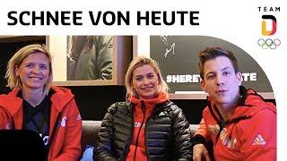 Erster Eindruck, Deutsches Haus, Eröffnungsfeier & mehr   Team Deutschland   PyeongChang 2018