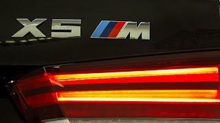 НОВЫЙ БМВ Х5М  2015 ВИДЕО ОБЗОР NEW BMW X5M 2015 REVIEW  VIDEO TEST DRIVE(Видео обзор нового BMW X5M 2015. Жду тест драйв. Машина шоу каждый день. Тот транспорт, для которого не нужен тюнин..., 2015-04-23T15:35:56.000Z)
