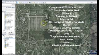 Auschwitz Concentration Camp. Illuminati Freemason Catholic Islam Hindu NWO.