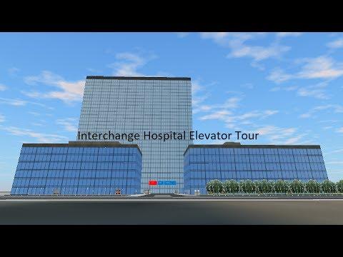 Tour of the Elevators @ Interchange Hospital