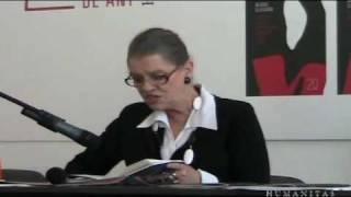 Lectura publica Humanitas Multimedia - Irina Petrescu citind din Milan Kundera. Partea 1.