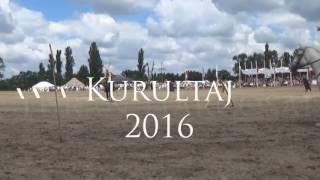 Lovasíjász bemutató Bugac Kurultáj 2016