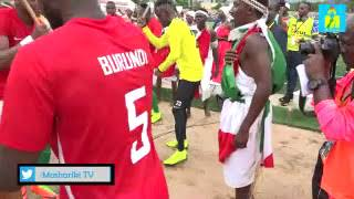 Burundo VS Gabono