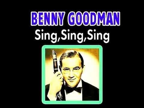 Sing, SingSing  Benny, Gene, Louis, and Andrew Sisters