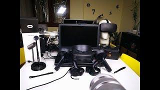 Unboxing από το Αμερικάνικο Amazon! Συμβουλές,Oculus Rift,Lenovo Explorer & MSI GT75VR 7RF Titan Pro