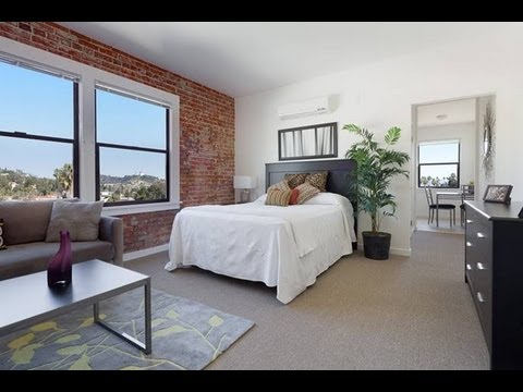 Hollywood Apartments Gershwin Studio Apartment Tour
