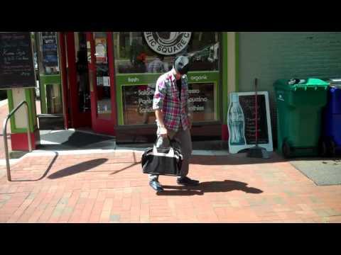 """Bam The Liquid Robot """"The Bag"""""""