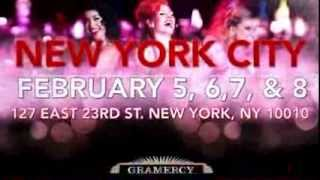 Broadway Bares: Top Bottoms of Burlesque