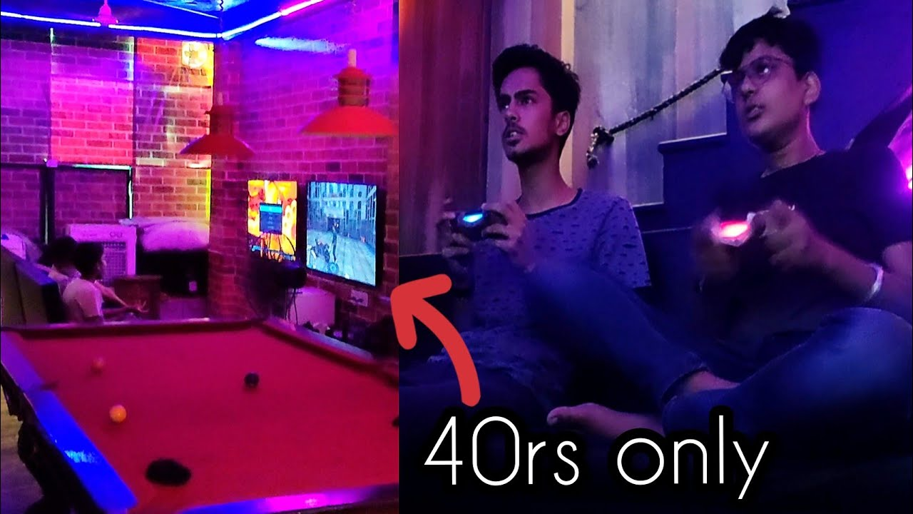 World's Cheapest Game Zone Ever 🎮