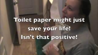 Mr. Kinney Toilet Paper Commercial