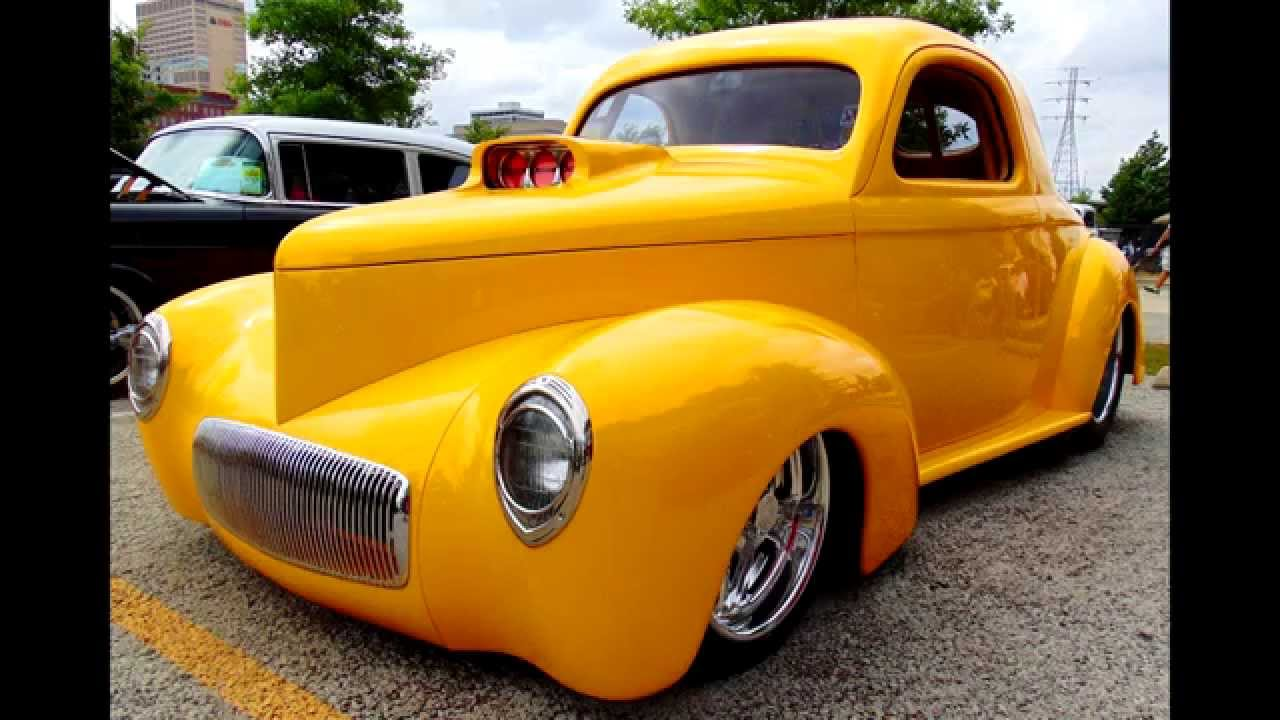 Willys Hot Rod >> 41 Willys Street Rod Goodguy's Nashville Nationals 2015 - YouTube
