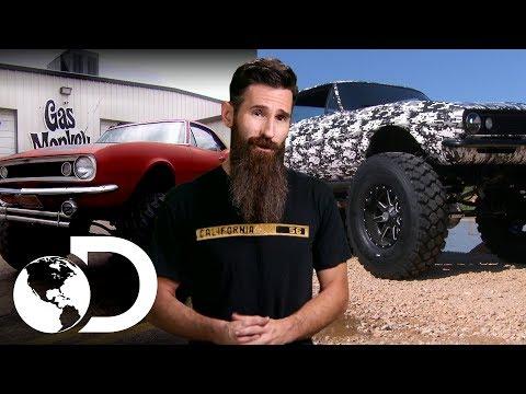 Aperfeiçoando um carro híbrido | Dupla do Barulho | Discovery Brasil