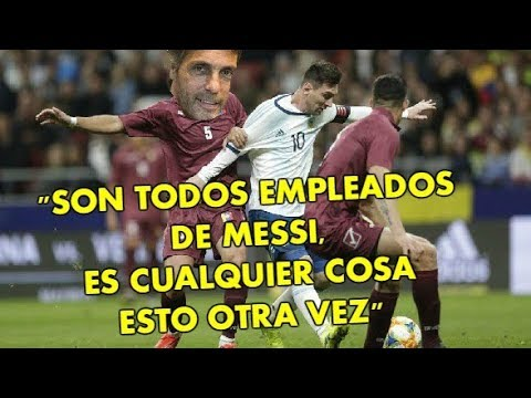 Lopez caliente con la amargura de Messi, Arevalo defiende a los subcampeones y SIngle 1 lo atiende