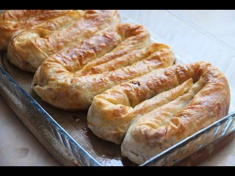 Yufkadan Kol Böreği Nasıl Yapılır?
