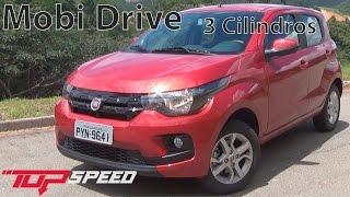 Avaliação Fiat Mobi Drive 1.0 3 Cilindros   Canal Top Speed