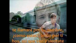 Brian Littrell  Welcome Home (you) (traducida al español)