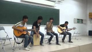 Gọi tôi Hà Nội - CLB Guitar ĐH GTVT Hà Nội.