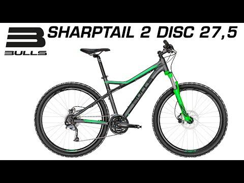 Uitgelezene BULLS Sharptail 2 Disc 27,5 Modell 2016 | Produktvideo - YouTube QU-56