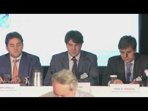 Panel discussion: Shipping Banks, Credit Funds & Chinese Leasing