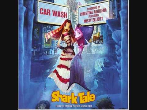 Carwash  Cristina Aguilera ft Missy Eliott sharktale movie
