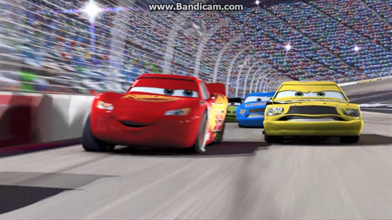 Opening To Cars 2006 Dvd Remastered Version Youtube