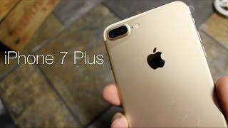 Apple iPhone 7 Plus Unboxing! (Gold, 256GB)