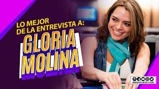 Lo mejor de la entrevista a la jugadora profesional Gloria Molina