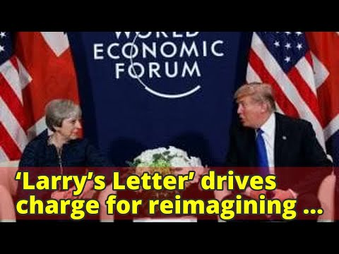 'Larry's Letter' drives charge for reimagining of global capitalism