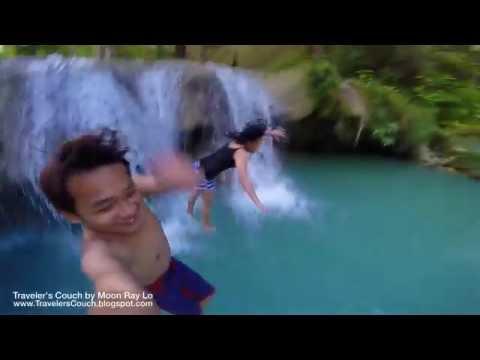 Siquijor Island, Philippines in 50 seconds (GoPro Hero 4 HD)