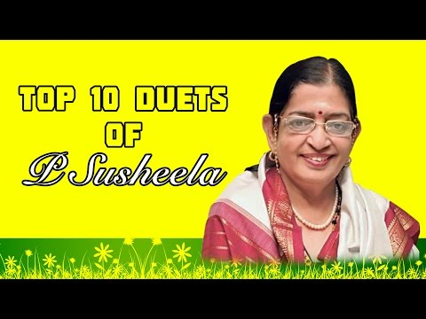 Top 10 Duets of P Susheela | Malayalam Movie Audio Jukebox