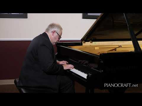 Oleg Volkov, Ginastera Danzas Argentinas op2 no 2, Steingraeber E-272 concert grand