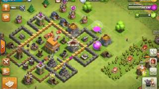 Clash of clans #9 1,2 miljoen verspilt