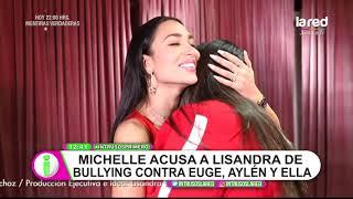 Michelle en picada contra Lisandra