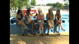 Tequileiras do Funk Debora Fantine com Viviane Leite