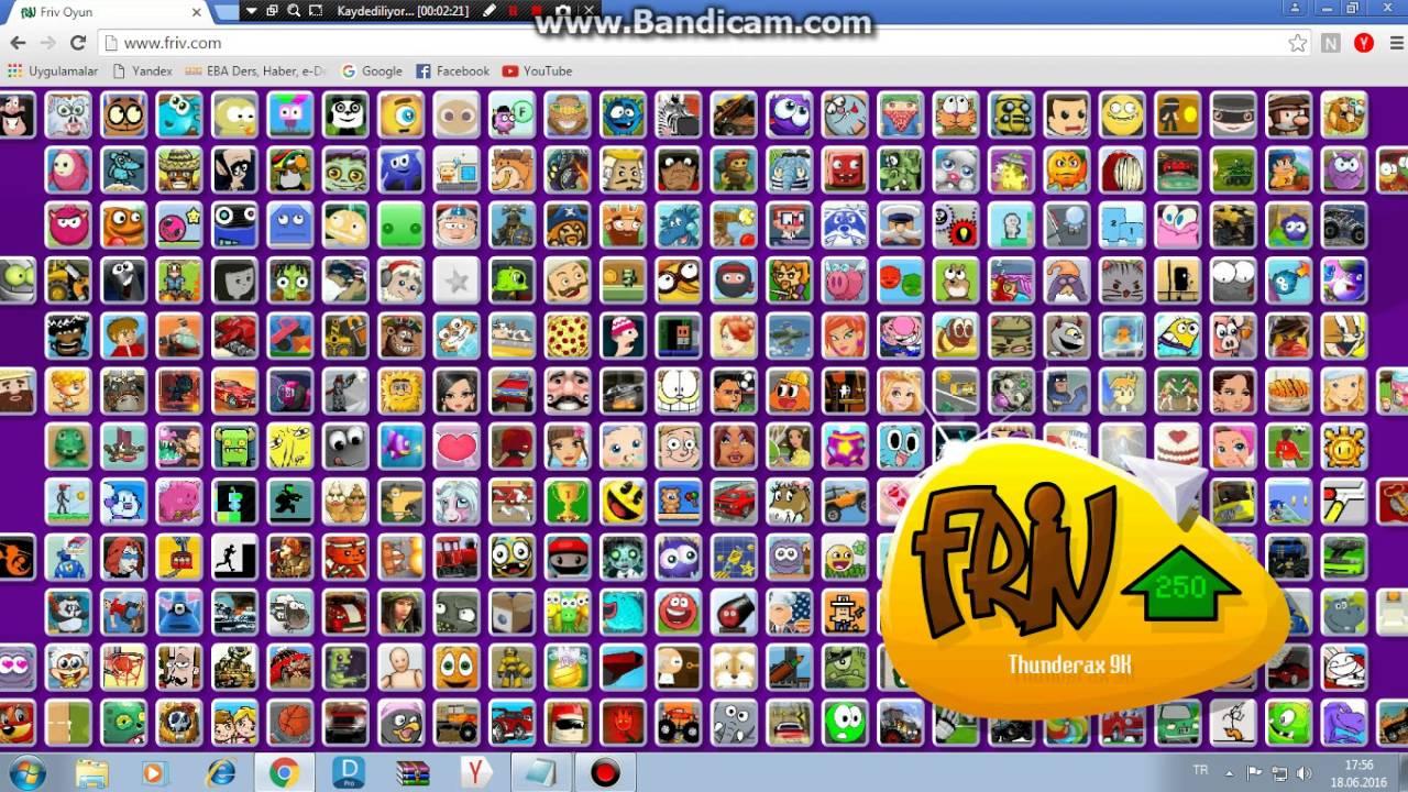 Friv 250 Games 2018 Games World