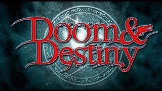 Прохождение Doom & Destiny Часть №1 (Открываем решётку и знакомимся с игрой)