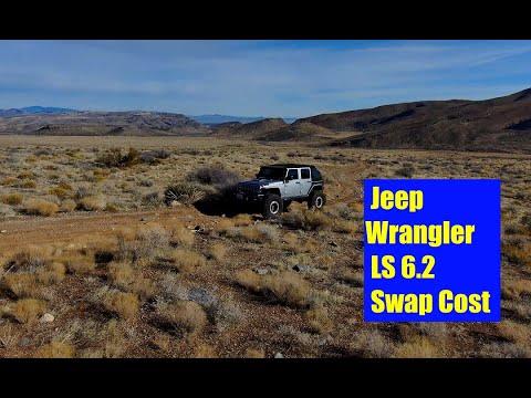 Jeep Wrangler V8 Ls 6 2 Swap Cost Youtube
