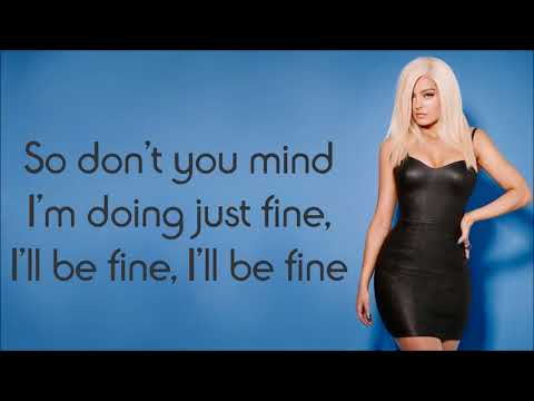 Bebe Rexha ~ Sad ~ Lyrics
