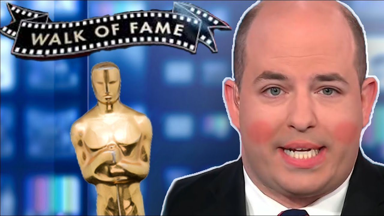 Brian Stelter is a Star!