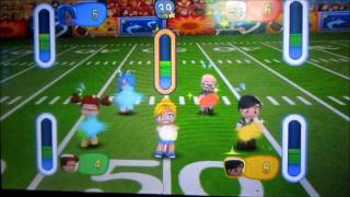 Mysims party wii me cheering for Mega