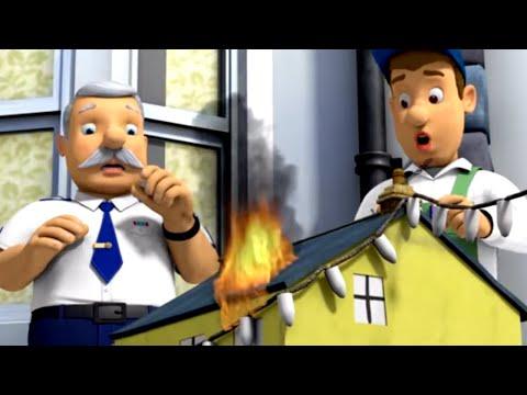 Fireman Sam New Episodes 🔥Sam Saves a Toy on Fire! 🚒 Fireman Sam Best Moment 🚒 🔥Kids Movies