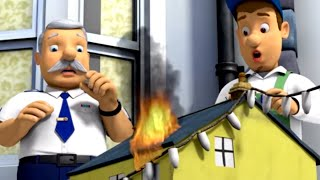 Fireman Sam New Episodes 🔥Sam Saves a Toy on Fire! 🚒 Fireman Sam Best Moment 🚒 🔥Kids Movies