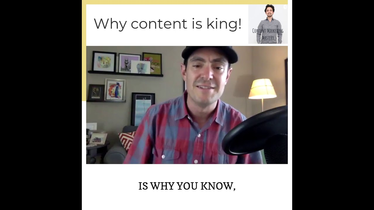 🤴🤴 Why content is king! 🤴🤴