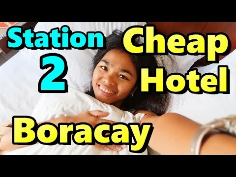 Cheap Hotels in Boracay Station 2 Alice in Wonderland Beach Hotel Review