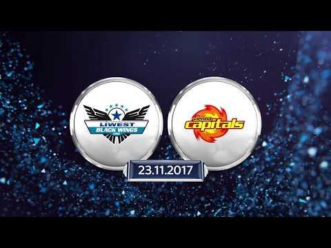 Erste Bank Eishockey Liga 17/18, 22. Runde: Black Wings Linz - Vienna Capitals 3:4