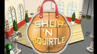 Pokémon Channel (Gamecube) - Shop N Squrtle